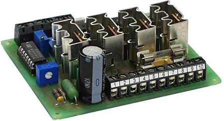 Electromen Em 106a Brushless Dc Motor Control Unit 12 24v 7a