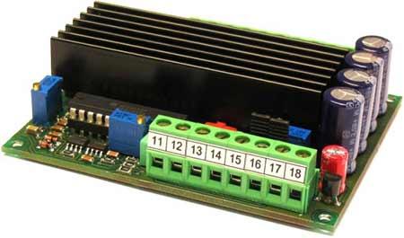 Electromen :: EM-206-48 BRUSHLESS MOTOR CONTROLLER 20-56V 5A