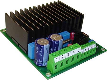 Electromen em 151b brushless dc motor driver 12 24v 25a for 24v brushless dc motor